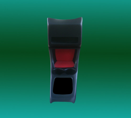 consola central base bocinas portavasos vw sedan vocho