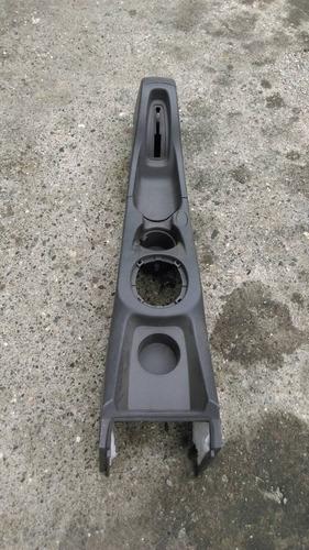 consola central moldura plástica interna chery x1