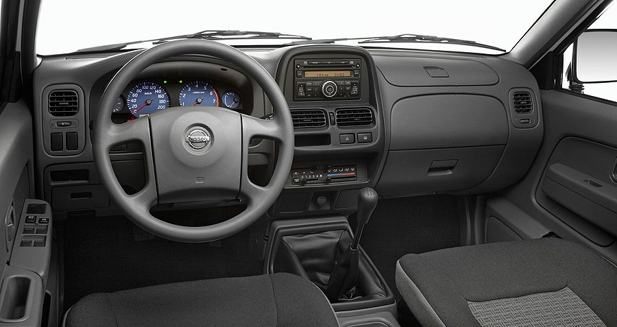 Consola Central Tablero Reproductor Nissan Frontier D Nq Np Mlv F on Nissan Frontier