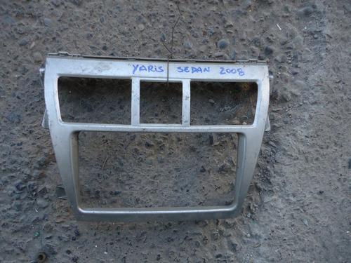 consola central yaris  2008 - detalles - lea descripción