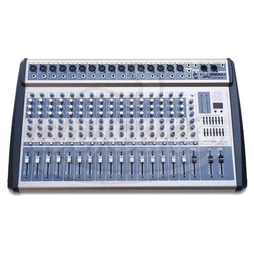 consola con power 16 canales 700w carverpro ( envío gratis )