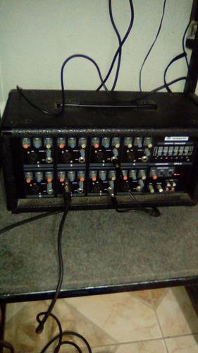 consola de 8 canales radson