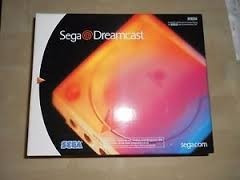 consola de coleccion sega dreamcast original en su caja
