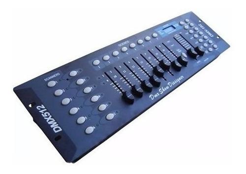 consola de dmx, 192 controlador de iluminación dmx   512