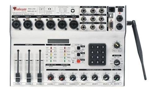 consola de exteriores mxh-601g ideal radio y tv con funda