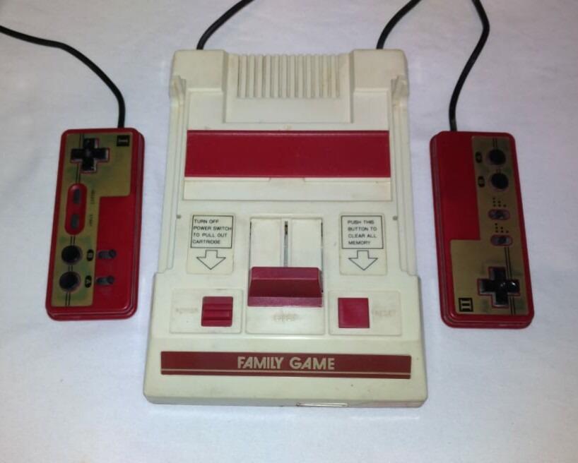Consola De Juegos Family Game 700 00 En Mercado Libre