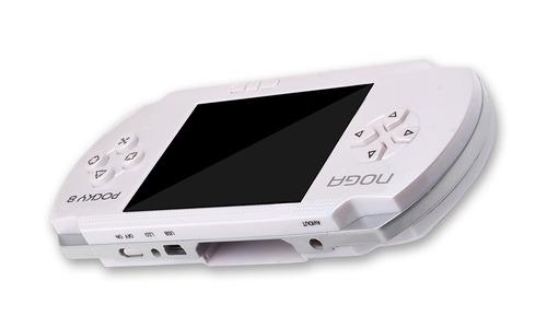 consola de juegos noganet - pocky 8 + de 76000 juegos!