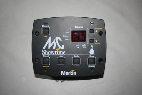 consola de luces martin dmx