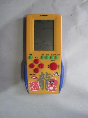 consola de mano portatil catiga japonesa usada
