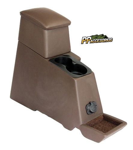 consola de piso machito con conector 12volts