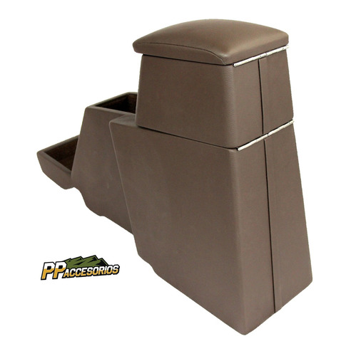 consola de piso machito con conector 12volts (sin portavaso)