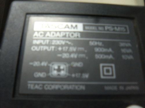 consola de sonido 16 canales tascam m-1516
