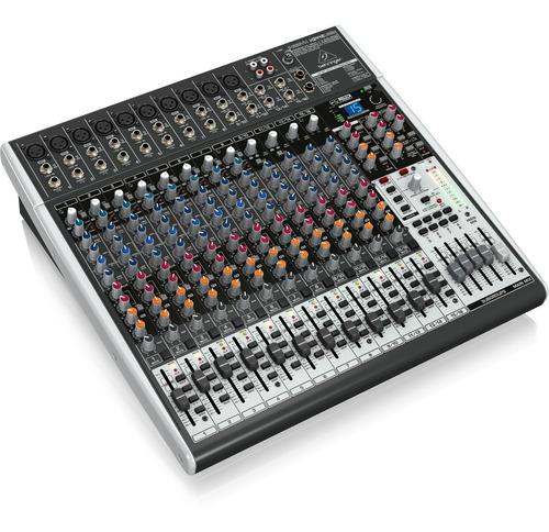 consola de sonido behringer xenyx x2442usb