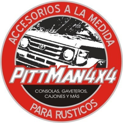 cónsola de techo doble radio pittman4x4 machito merú dmax et