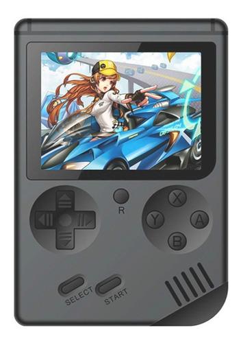 consola de videojuegos c/168 juegos integrados estilo retro