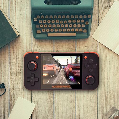consola de videojuegos retro rg350 16 gb