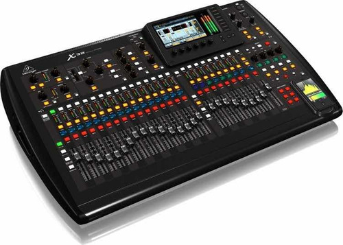 consola digital behringer x32 mixer digital full