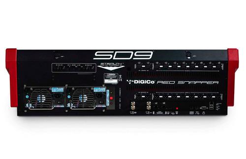 consola digital digico sd9