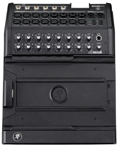 consola digital mackie dl1608 con conector de 30 pines.