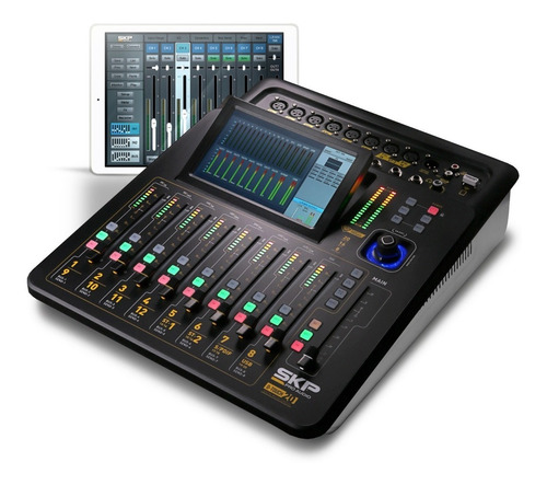 consola digital skp d-touch multipista 20 ch efx