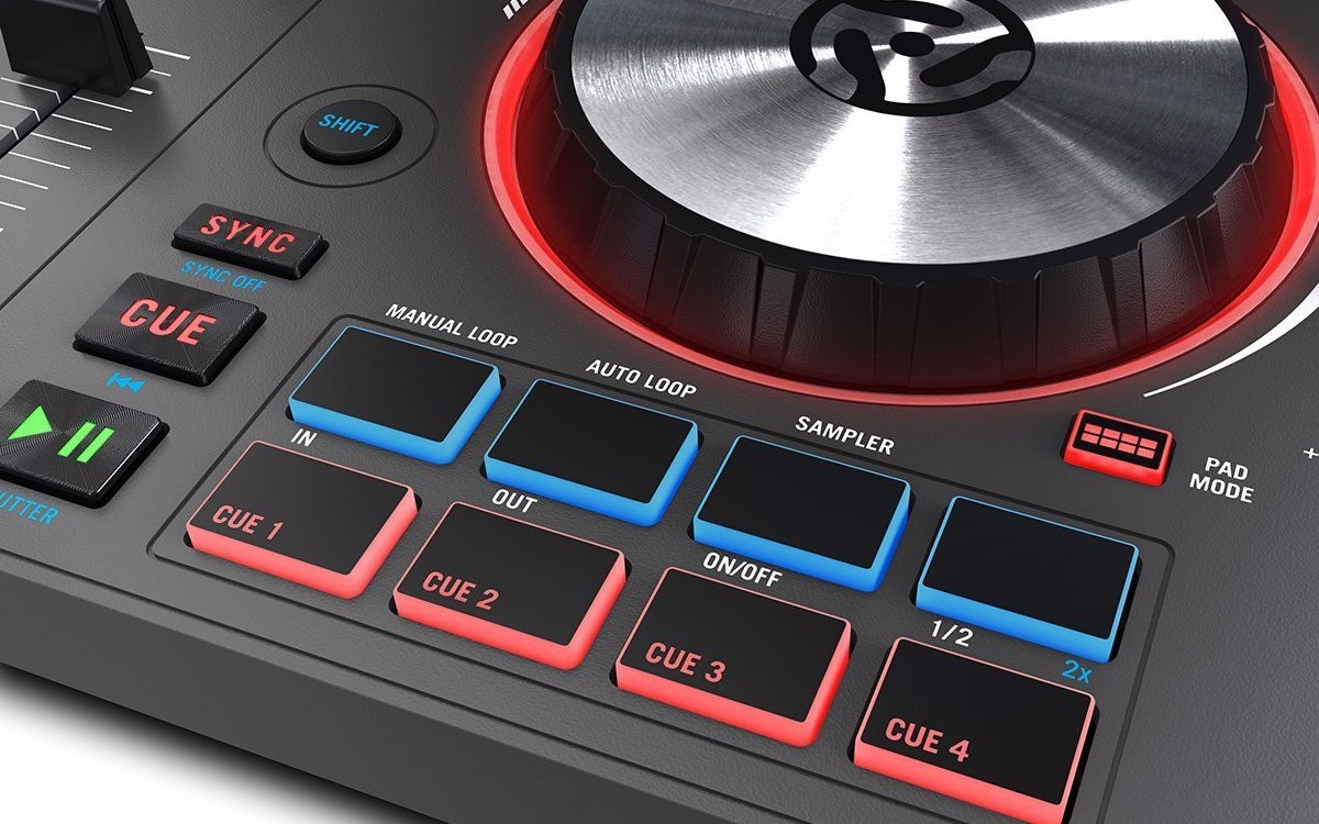 how to connect numark mixtrack pro 2 to virtual dj