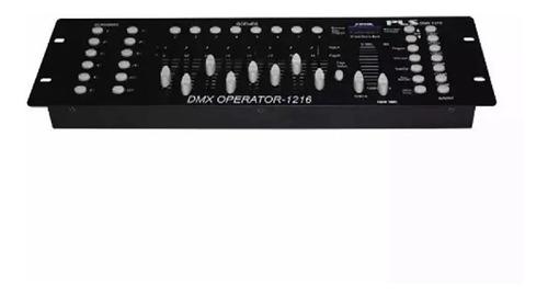 consola dmx 512 profesional 192 canales iluminacion dj