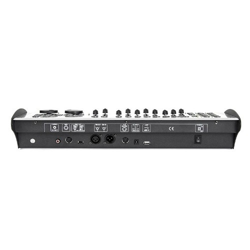 consola dmx control remoto doble joystick 12 canales dj fx