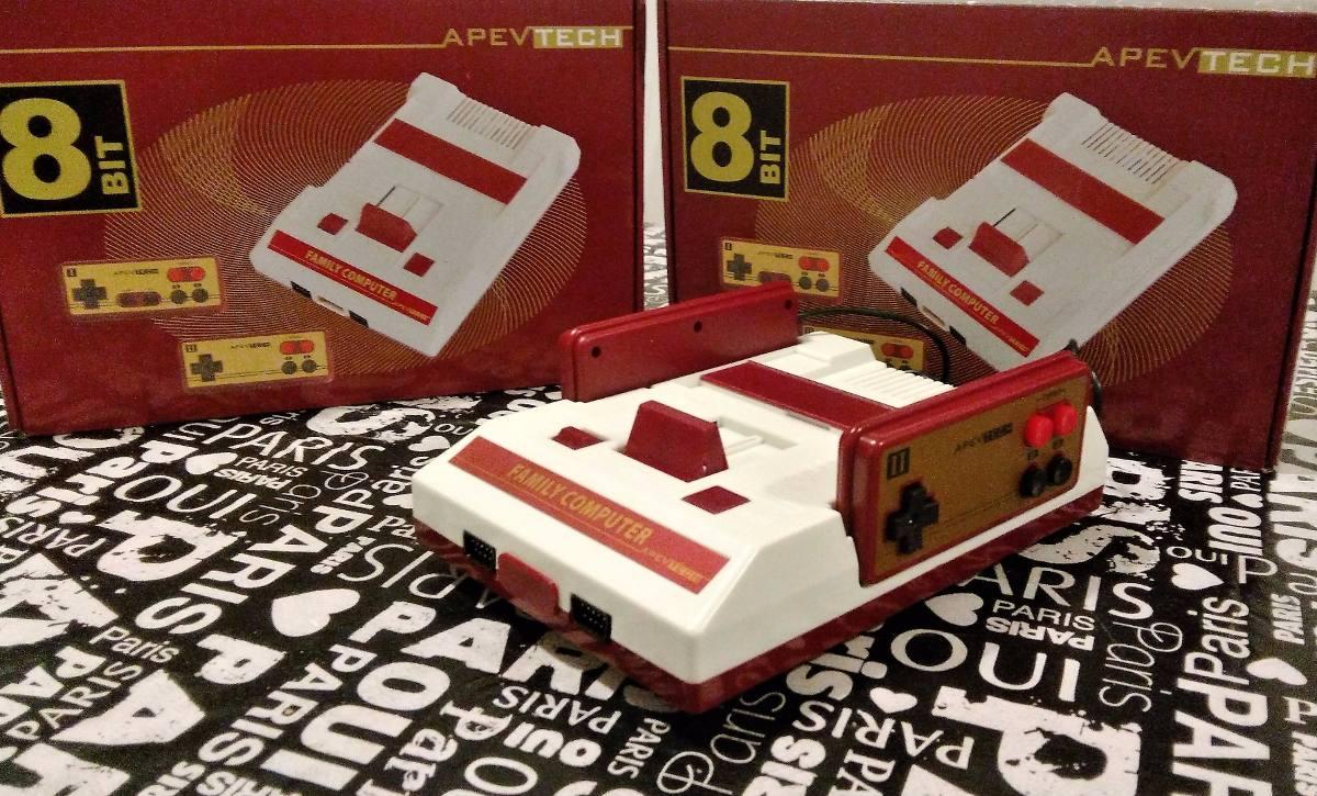 Consola Family Game Completa Con 114 Juegos Envio Gratis