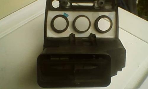consola frontal mando aire acondicionado corsa sin controles
