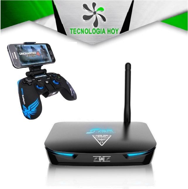 Consola Game Box 2 Tv Hd Gratis 23000 Juegos Spotify Gratis