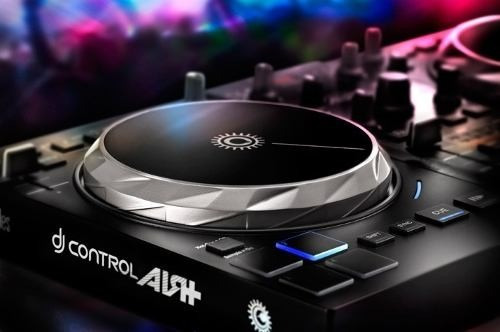 consola hercules dj control air mixer party placa de sonido