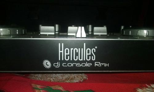 consola hercules para dj