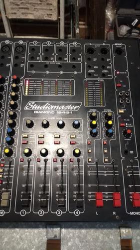 consola inglesa studiomaster 16-4-2-1-leer descripción-