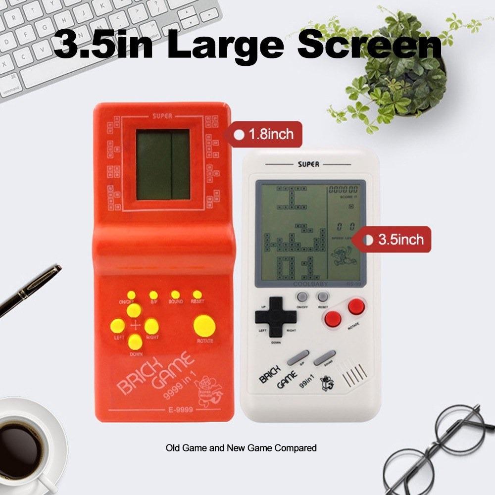 Consola Juego Tetris Construido En 26 Tipos De Juegos F1729b