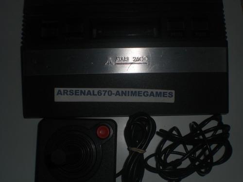 consola juegos atari