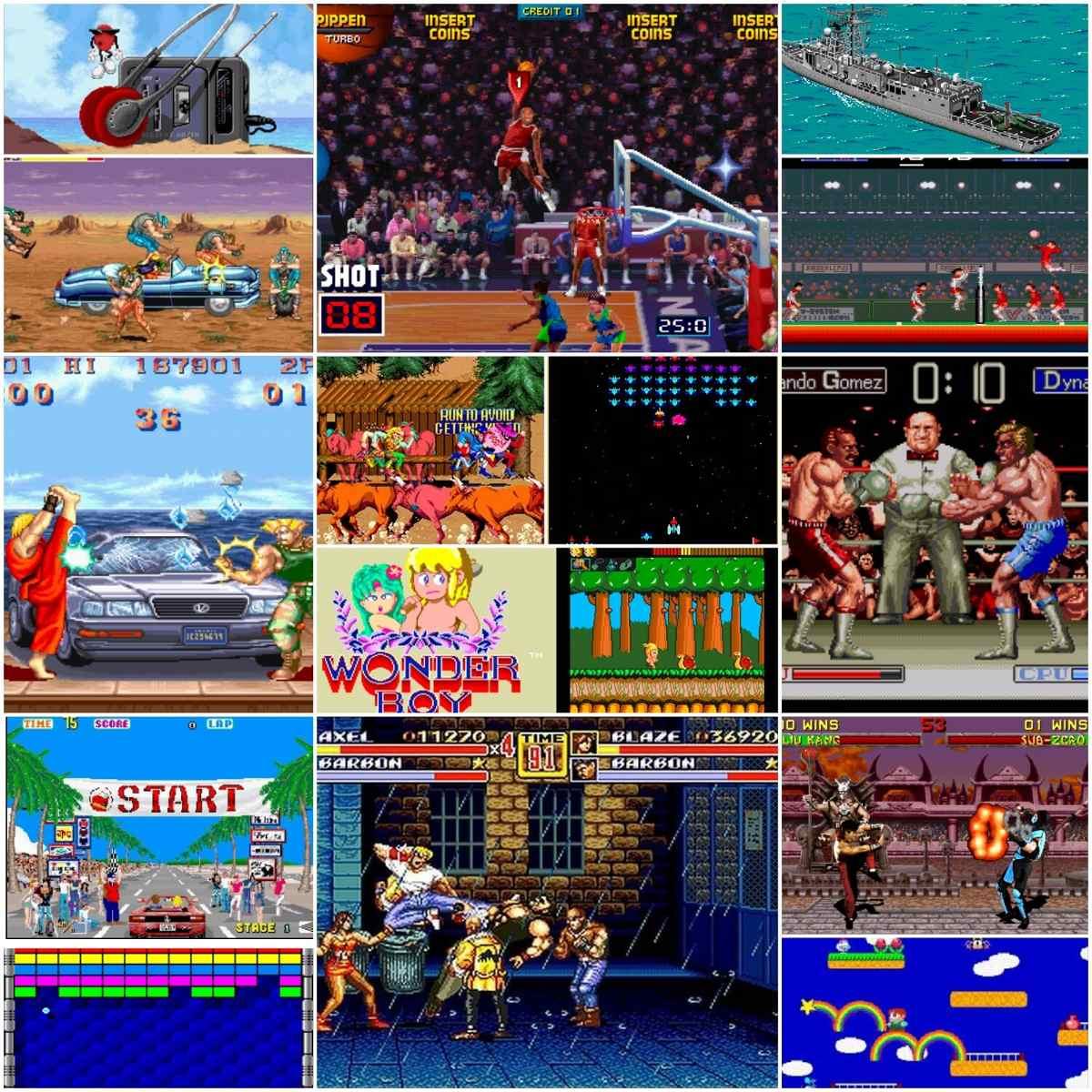 Consola Juegos Retro Retroplayer 2 Original La Mejor 4 550 00