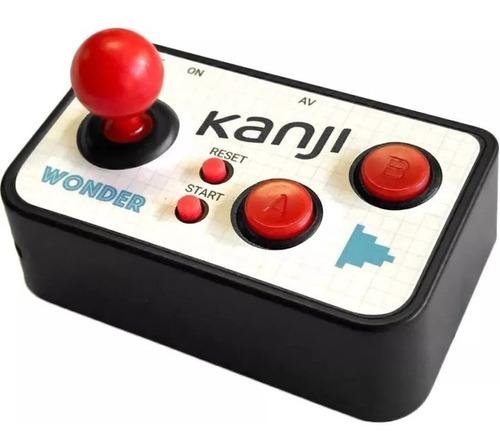 consola kanji wonder 200 juegos