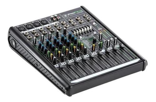 consola mackie analogica con usb - pro fx8 v2