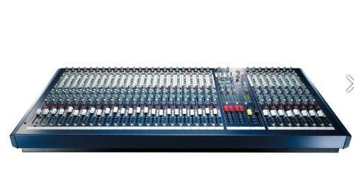 consola mezcladora soundcraft lx7ii 32