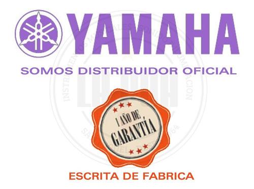 consola mezcladora yamaha mg12xuk de 12 canales