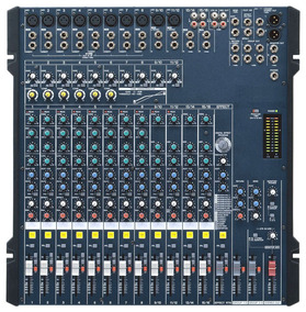 Consola Mg166cx-usb 16 Canales Excelente Calidad