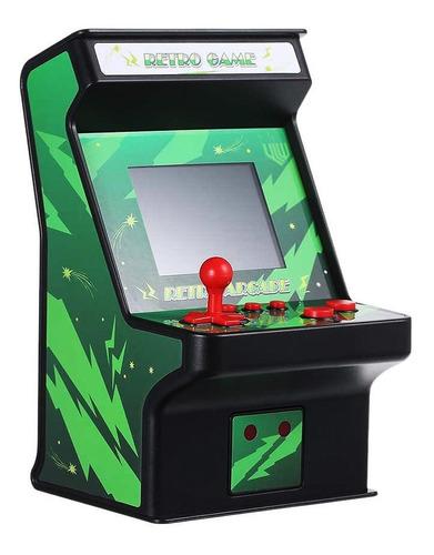 consola microfichines arcade retro 250 juegos 8-bits cuotas