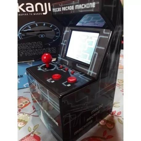 consola mini arcade juegos