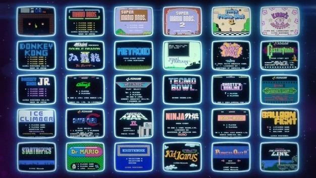 Consola Mini Nes Classic Edition Con 30 Juegos Incluidos