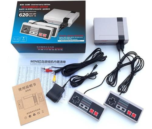consola mini nintendo 620 juegos retro video juego oferta !!