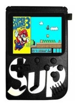 consola mini portátil retro de bolsillo- 400 game