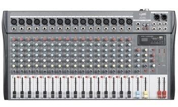 consola mixer 17 canales esound fx 1630 u usb sd efec cjf