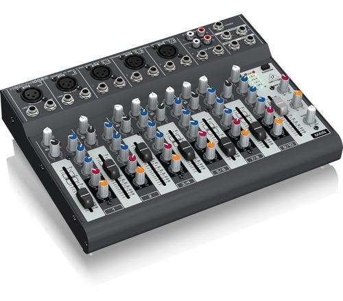 consola mixer behringer xenyx 1002b 10 entradas mezcladora