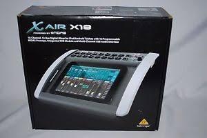consola mixer digital behringer x18 en oferta xxxx