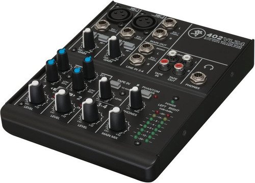 consola mixer mackie 402vlz